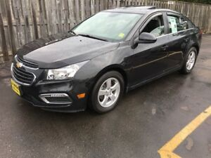2016 Chevrolet Cruze LT, Automatic, Leather, Sunroof, Only 21,00