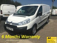 Citroen Dispatch 12000KG 2.0 HDI 125 L2 H1 Enterprise