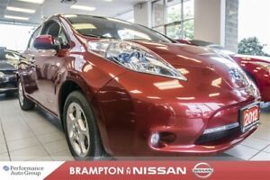 2012 Nissan LEAF SV *Heated seats|Rear view cam|NAVI*