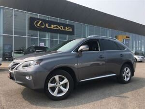 2013 Lexus RX 350 PREMIUM pkg 2, NO ACCIDENTS.ONE OWNER