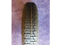 FORD FOCUS SPARE WHEEL AND TYRE
