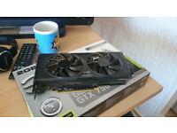 Geforce GTX 750ti ftw edition