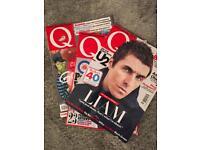 100+ Q magazines