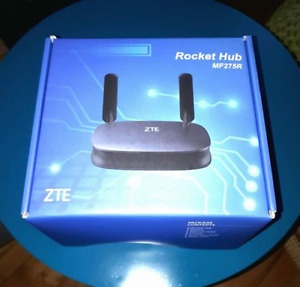 ZTE Rocket Hub for Mobile Internet