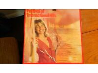 "Boxed set of LPs "" Festival of International Hits """