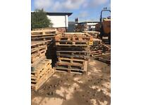 Wooden pallets £1 each