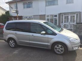 Ford galaxy automatic 7 seater
