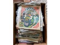 2000 A.D comics 500+