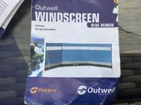Camping -Outwell Windscreen