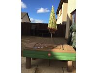 Sand & Water Table - Good Condition