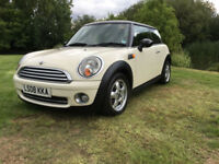 2008 Mini 1.6 Cooper 1 OWNER FULL MAIN DEALER SERVICE HISTORY PAN ROOF