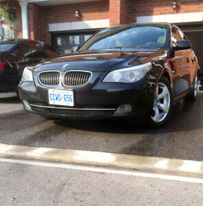2008 BMW 5-Series 528i With SAFETY and E- TEST