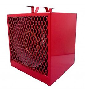 STELPRO - SCH48T - 4800W 240V PORTABLE HEATER, RED
