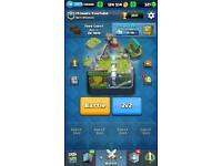 CLASH ROYALE LEVEL 10 HOG MOUNTAIN 8 LEGENDARIES AND FREE GEMS