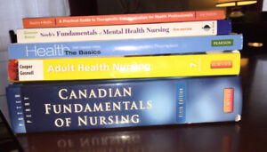 PSW or 1st year LPN textbooks