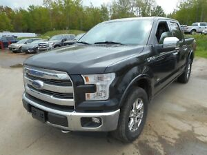"2015 Ford F-150 4WD SuperCrew 145"" L"