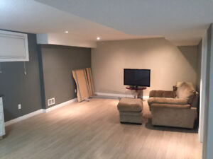 Basement Suite in New House