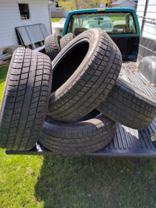 17in tires