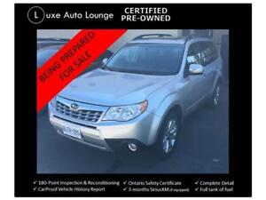 2011 Subaru Forester X Touring - leather-sunroof--5spd!!-XMradio