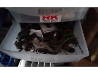 Reliant Kitten estate sell or swap for motorbike.