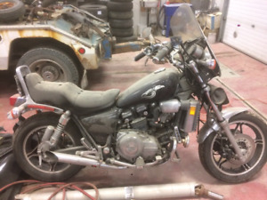 Bobber project up for grabs