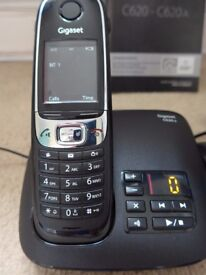 Gigaset C620A Duo Cordless telephone