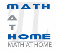 In-Home Math Tutor grades 1-12 for $25/hr 1-On-1 Home Tutoring