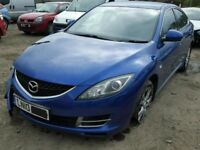 BIG VARIETY OFF PARTS AVAILABLE FOR 2010 MAZDA 6 TS D 125 ENGINE GEARBOX BODY PARTS