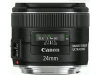 canon lens ef 24mm 1 2.8