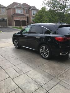 2017 Acura MDX Navigation SUV, Crossover