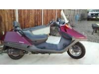 Honda cn250 scooter