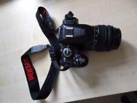 Pentax K-r body & damaged lens