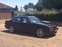BMW E34 M5 3.6 1992 NOT E39 E60