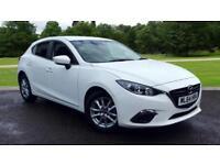 2014 Mazda 3 1.5 SE 5dr Manual Petrol Hatchback