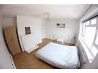 GREAT VIEW!! DOUBLE ROOM IN BETHENAL GREEN, CANARY WHARF IN E14 CHEAP WEEKLY RENT!