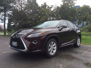 2016 Lexus RX350 Lease Takeover