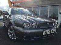 2008 Jaguar X-Type 2.2 D SE 4dr