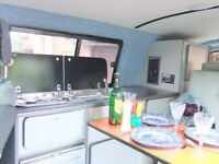 (ending soon) TOYOTA HIACE CAMPERVAN.PROFESSIONALLY CONVERTED FROM NEW.