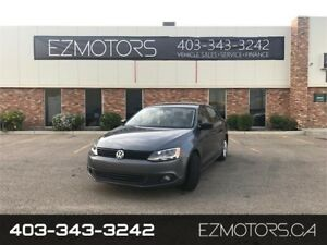 2013 Volkswagen Jetta Sedan Comfortline/heated seats/51k only/bl