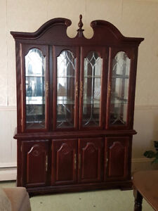 China cabinet - Reduced Price!