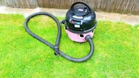 Hetty Henry Pink Hoover 1200W PAT Safety tested ready to take to work Derby