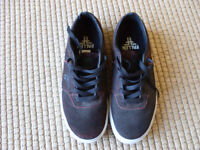 Fallen suede skate shoes