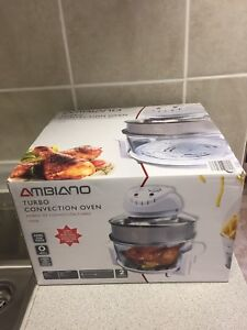 Beautful Turbo Oven - Brand New In Sealed Package