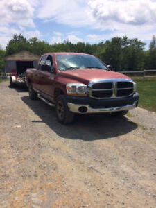 2006 Dodge Power Ram 1500 Pickup Truck 4x4