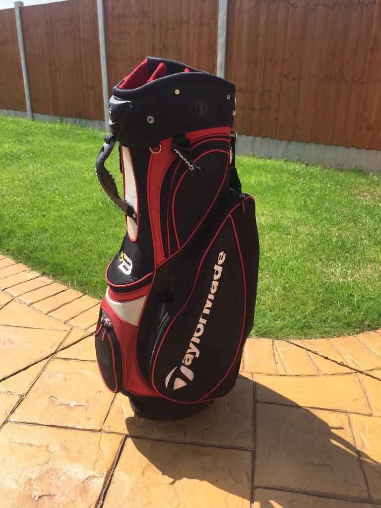 Taylormade Burner Golf Cart Bag