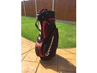 Taylormade Burner Golf Cart Bag