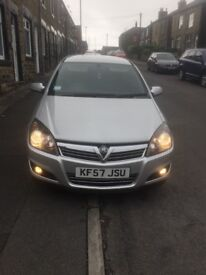 Vauxhall Astra 1.6 sxi petrol 2007 very good condition