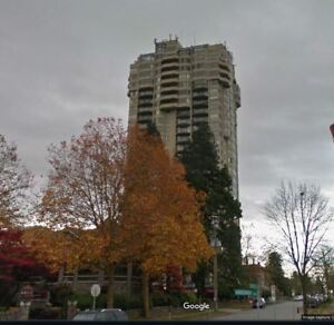 2 bedroom apartment in metrotown