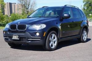 2007 BMW X5 3.0si *Low Km* Rare Color Combo ~ No Accident~ MINT