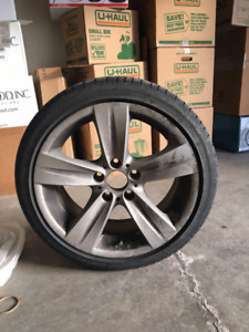 Used Maxium Performance Summer Tire Bridgestone